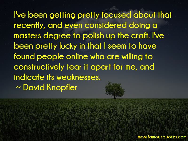 David Knopfler Quotes Pictures 3