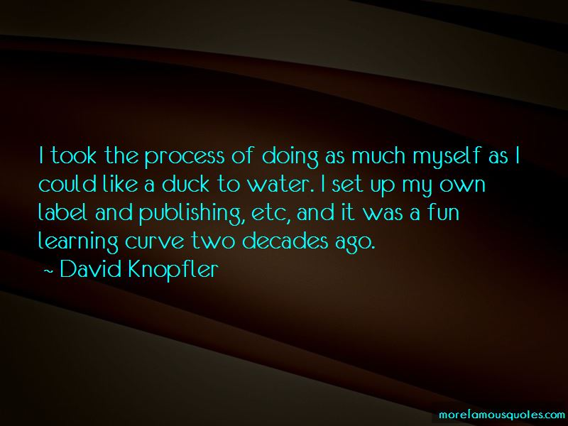 David Knopfler Quotes Pictures 4