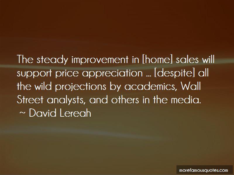 David Lereah Quotes