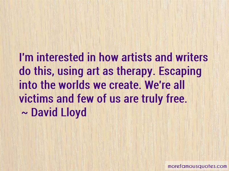 David Lloyd Quotes Pictures 2