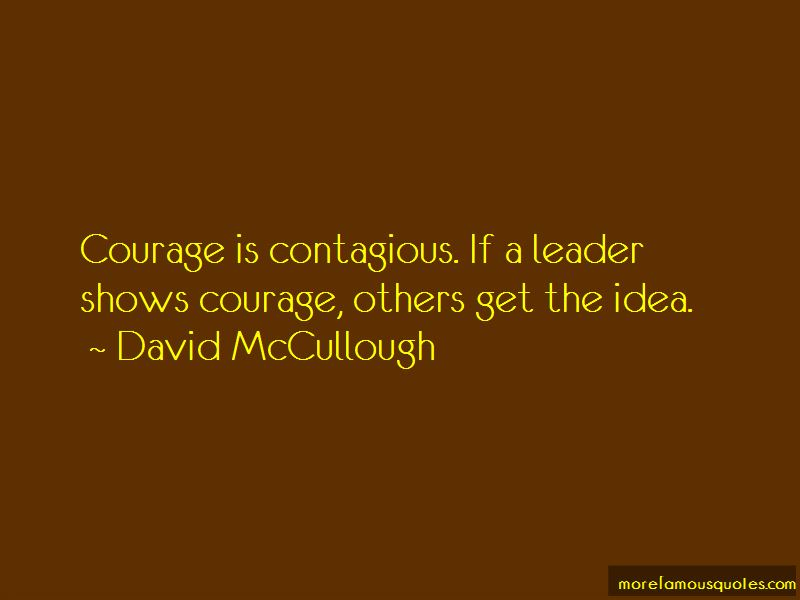 David McCullough Quotes