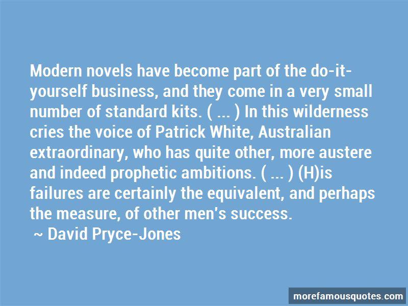 David Pryce-Jones Quotes Pictures 2