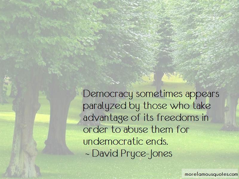 David Pryce-Jones Quotes