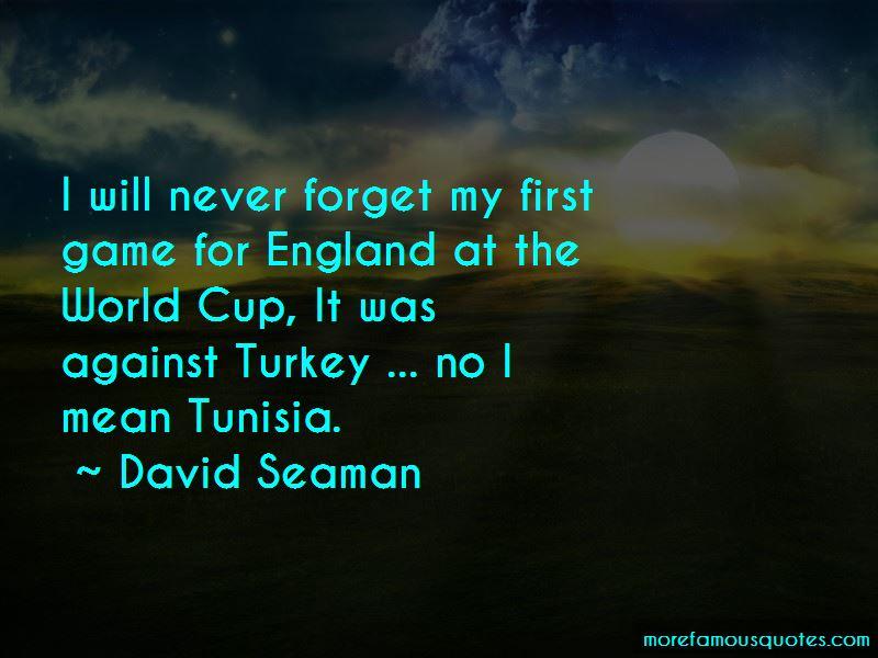 David Seaman Quotes Pictures 2