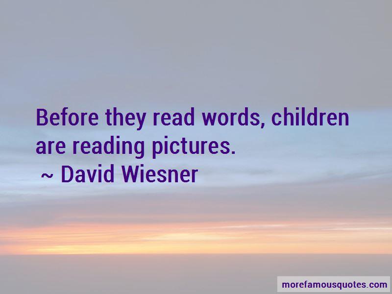 David Wiesner Quotes