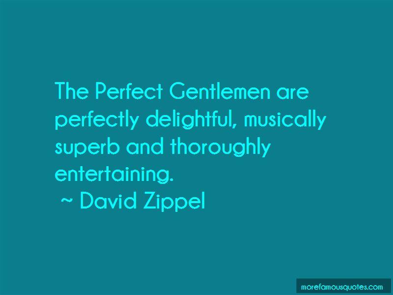 David Zippel Quotes
