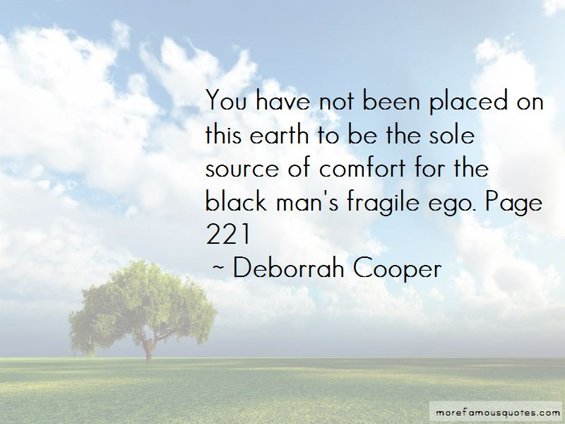 Deborrah Cooper Quotes Pictures 2