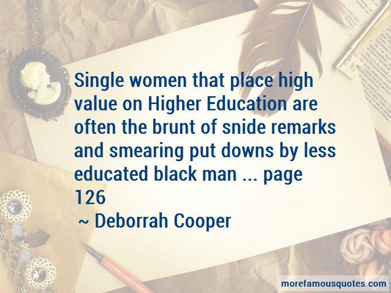 Deborrah Cooper Quotes Pictures 3