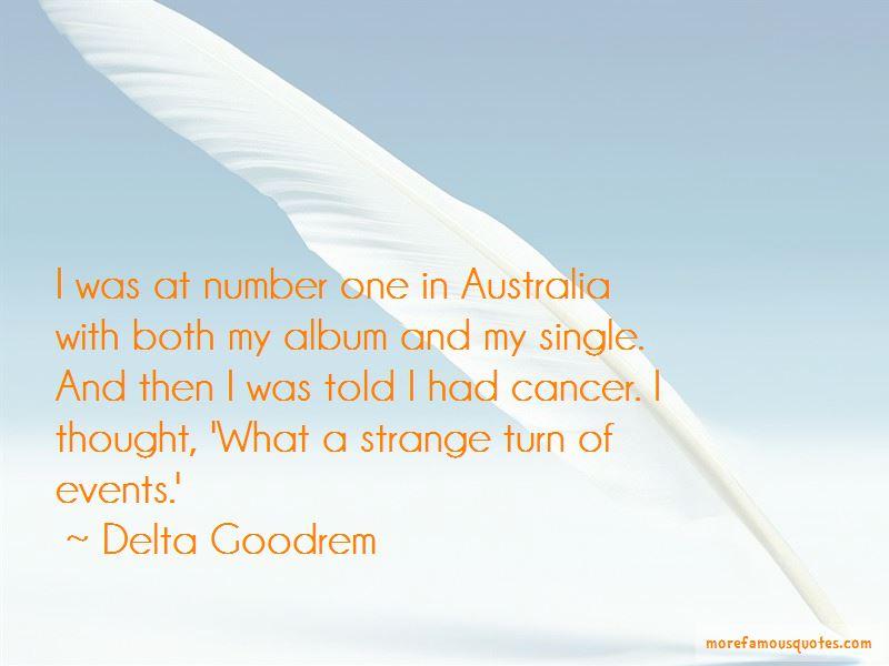 Delta Goodrem Quotes Pictures 2