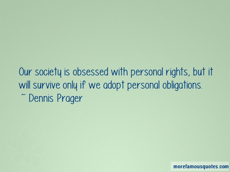 Dennis Prager Quotes Pictures 4