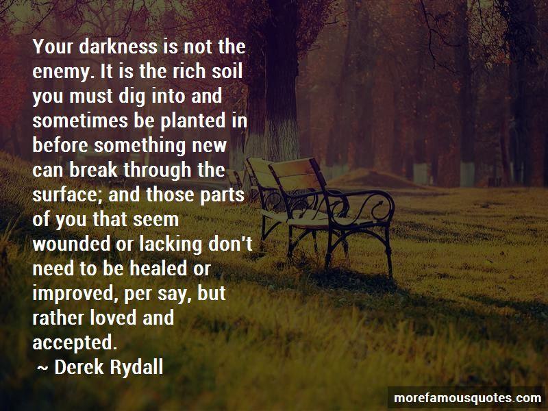 Derek Rydall Quotes Pictures 2
