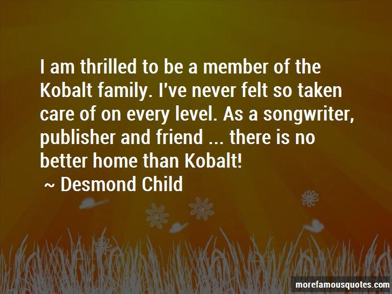 Desmond Child Quotes Pictures 2