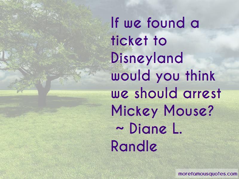 Diane L. Randle Quotes Pictures 2