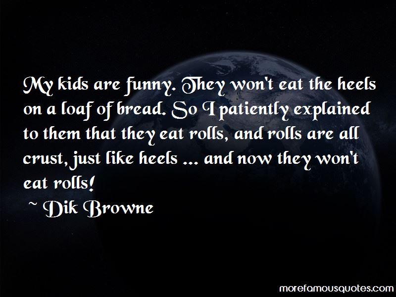 Dik Browne Quotes Pictures 2