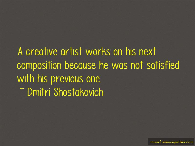 Dmitri Shostakovich Quotes Pictures 3