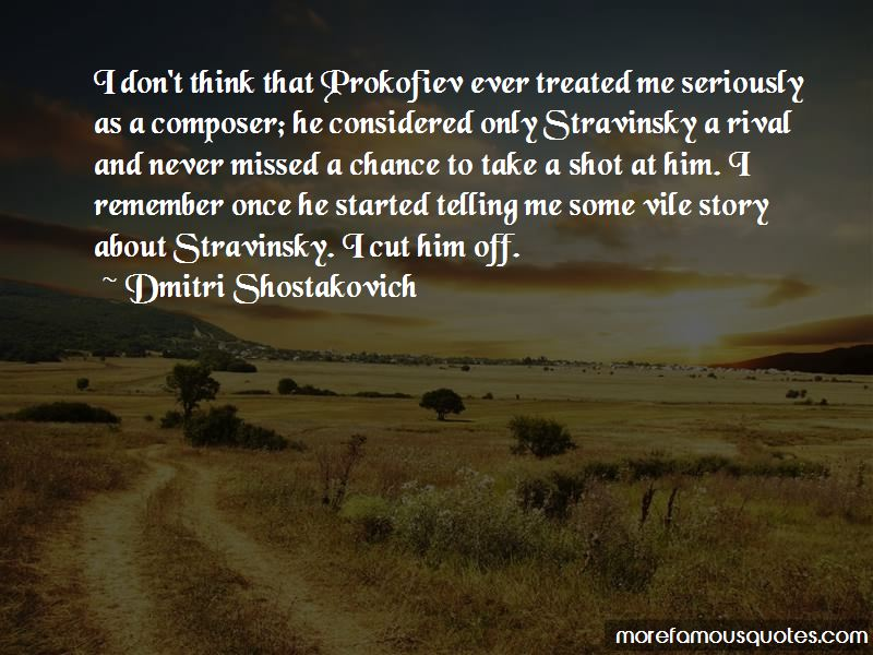 Dmitri Shostakovich Quotes Pictures 4