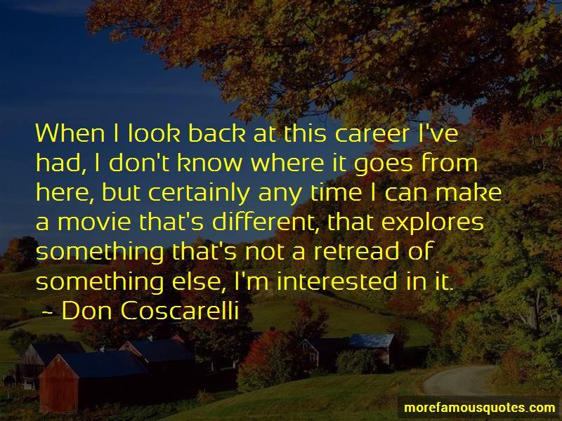 Don Coscarelli Quotes