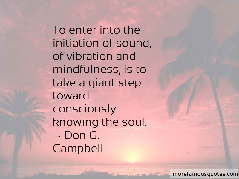 Don G. Campbell Quotes Pictures 2