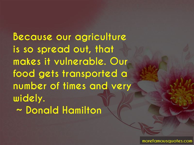 Donald Hamilton Quotes Pictures 2