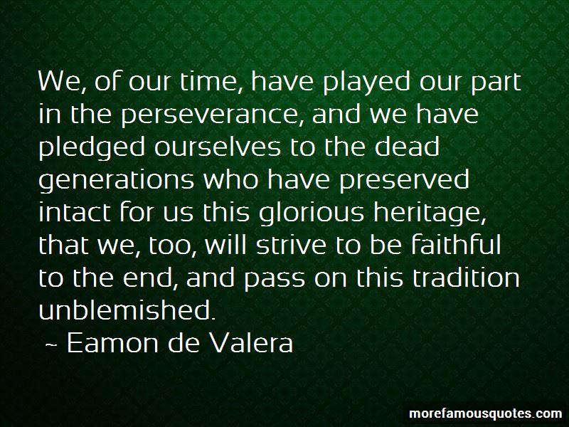 Eamon De Valera Quotes Pictures 2