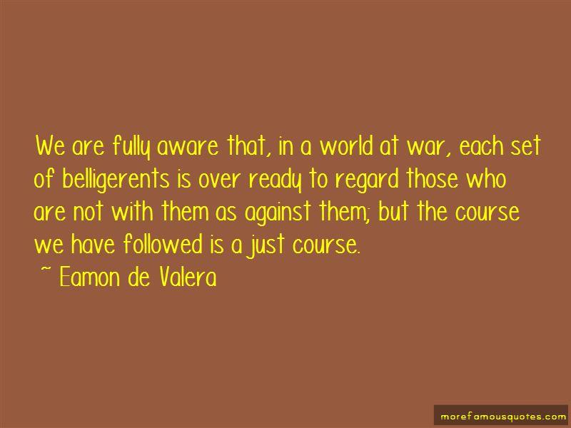 Eamon De Valera Quotes