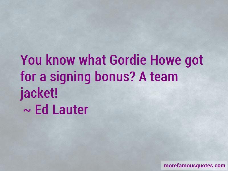 Ed Lauter Quotes