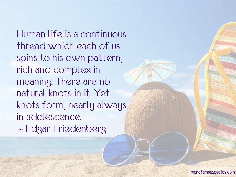 Edgar Friedenberg Quotes Pictures 2