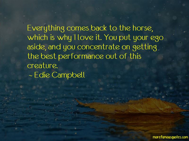 Edie Campbell Quotes Pictures 2