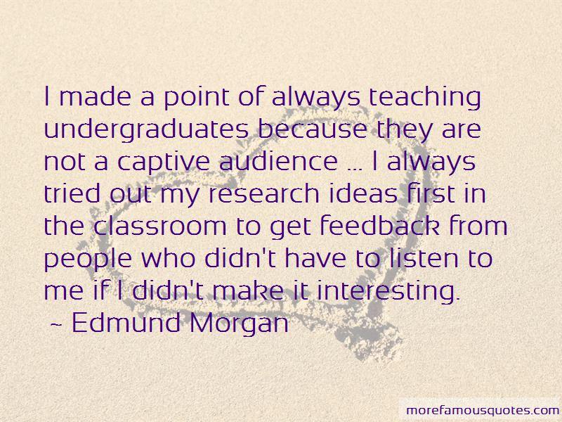Edmund Morgan Quotes Pictures 2
