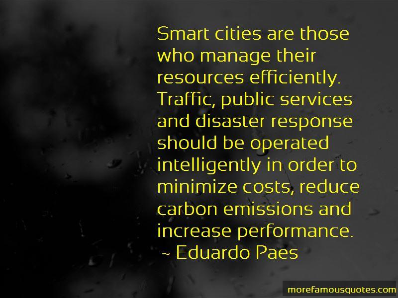 Eduardo Paes Quotes Pictures 3