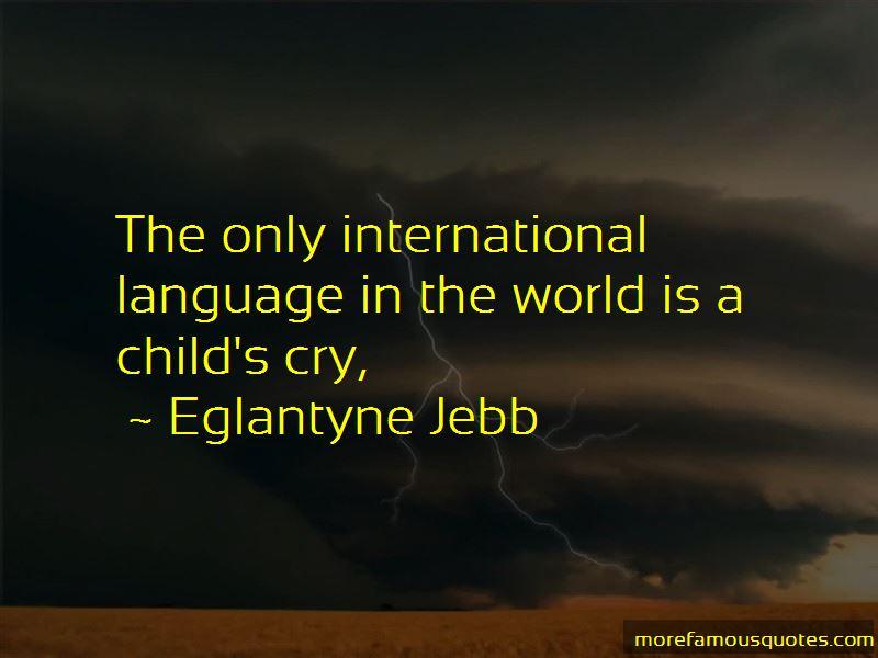 Eglantyne Jebb Quotes Pictures 2