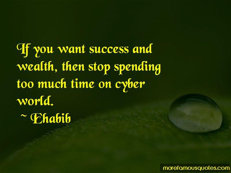 Ehabib Quotes