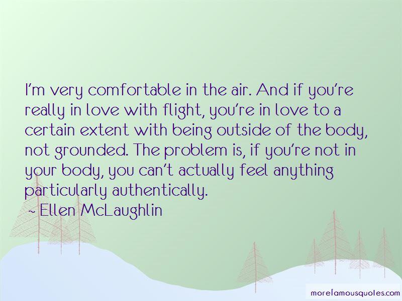 Ellen McLaughlin Quotes Pictures 2