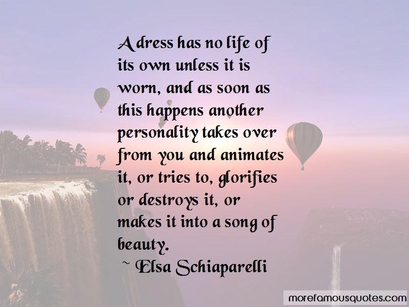 Elsa Schiaparelli Quotes Pictures 3