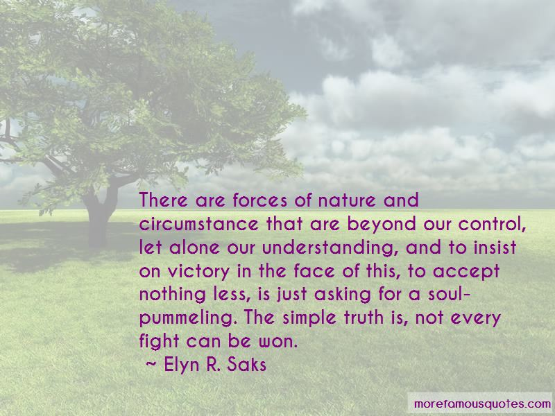 Elyn R. Saks Quotes Pictures 2