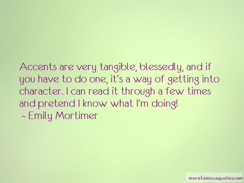 Emily Mortimer Quotes Pictures 4