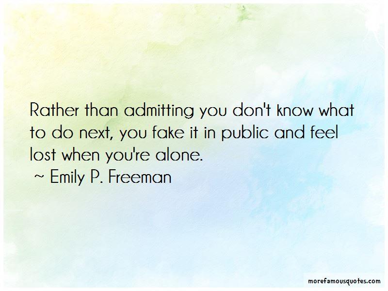 Emily P. Freeman Quotes Pictures 3