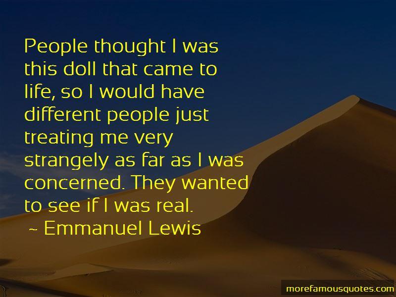 Emmanuel Lewis Quotes Pictures 2
