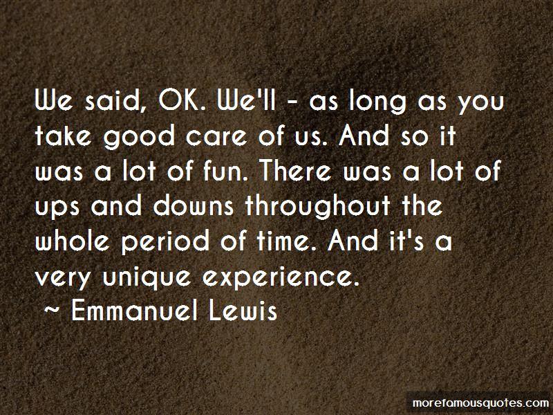 Emmanuel Lewis Quotes Pictures 3