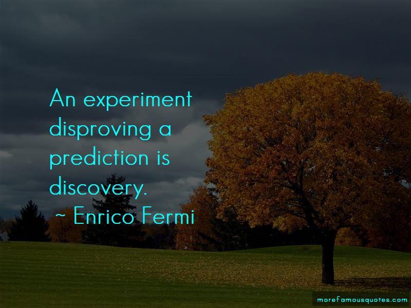 Enrico Fermi Quotes Pictures 2