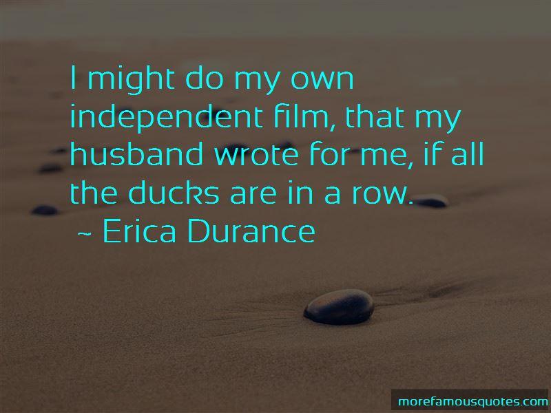 Erica Durance Quotes Pictures 2