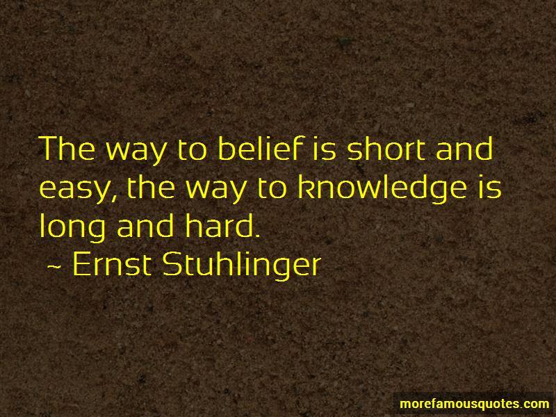 Ernst Stuhlinger Quotes