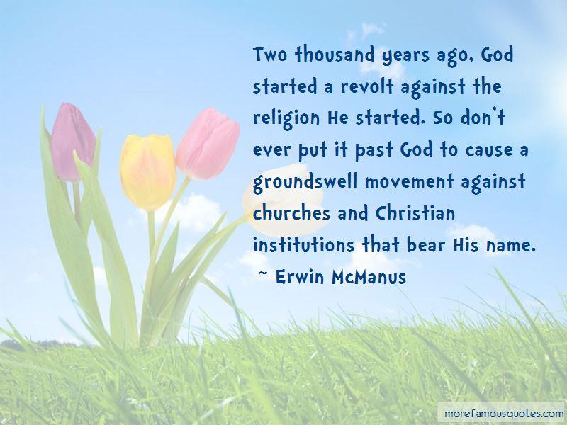Erwin McManus Quotes Pictures 2