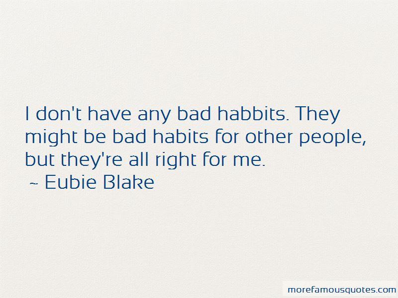 Eubie Blake Quotes Pictures 3