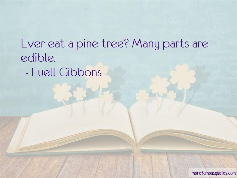 Euell Gibbons Quotes Pictures 3