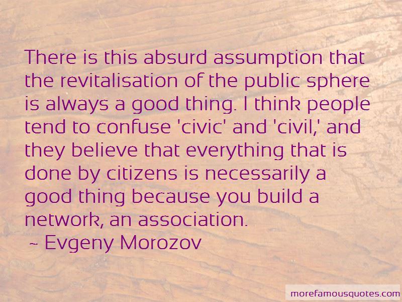 Evgeny Morozov Quotes Pictures 2