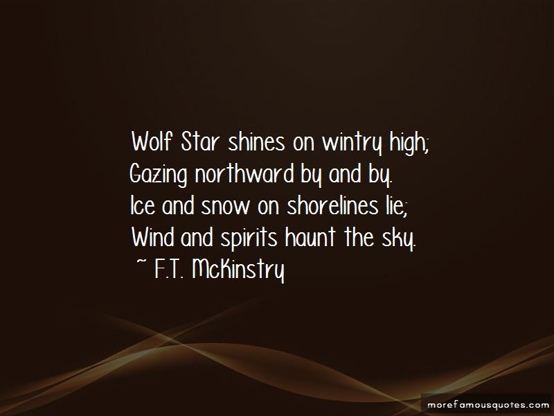 F.T. McKinstry Quotes Pictures 4