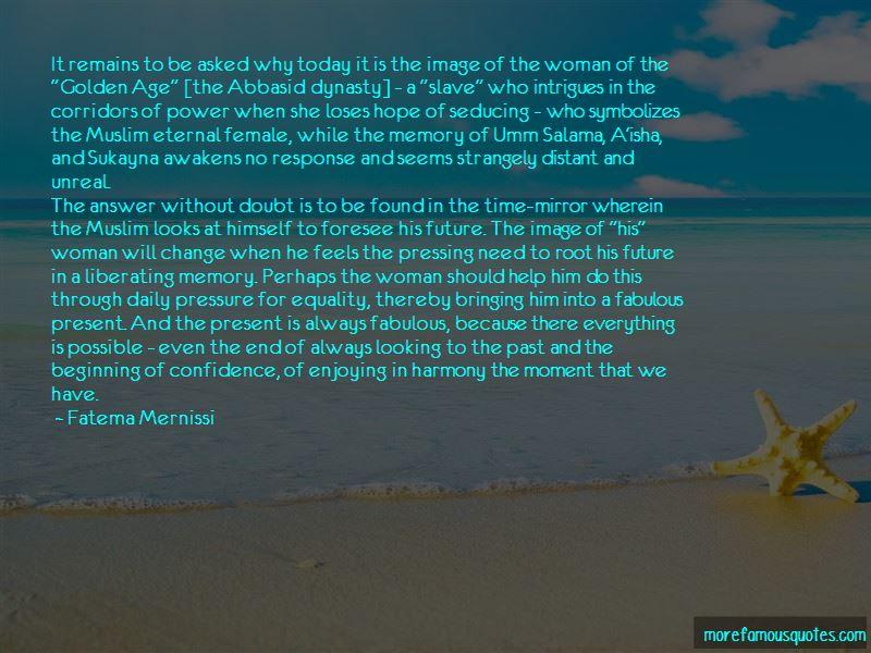 Fatema Mernissi Quotes Pictures 2