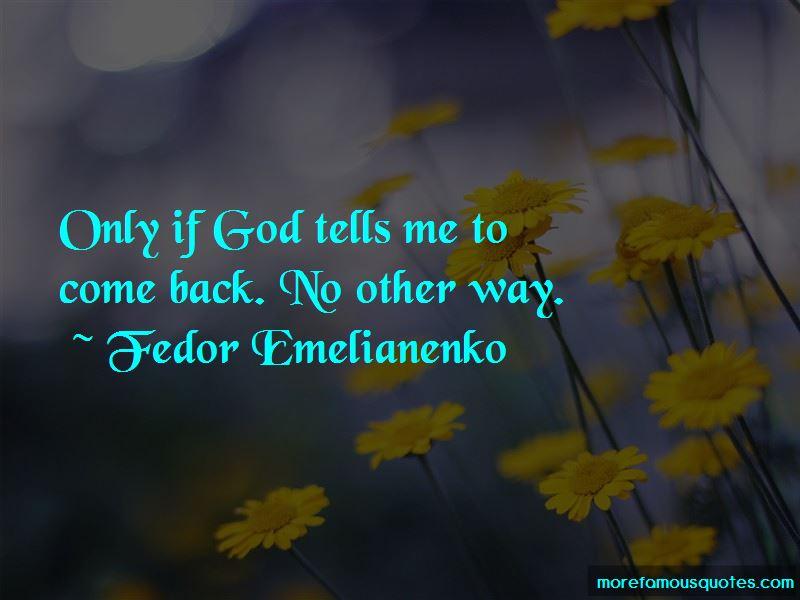 Fedor Emelianenko Quotes Pictures 3