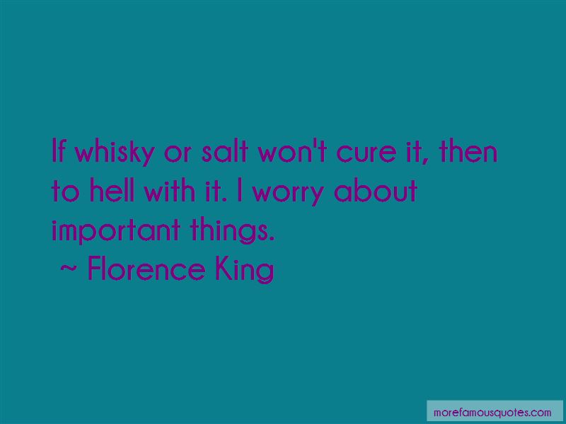 Florence King Quotes Pictures 3